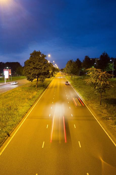 Testtraject voor verkeerstechniek onder meer op A58, Kennedylaan Eindhoven en rondom centrum Helmond