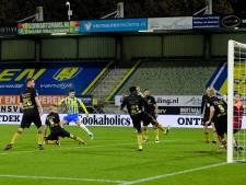 RKC rekent in Heerenveen op meer bewegingsruimte