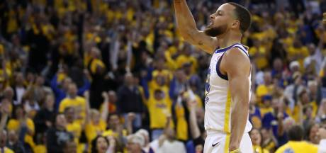 Curry bezorgt Golden State NBA-record
