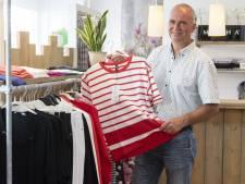 Kledingwinkel Eibergen: 'In eerste coronamaanden amper iets verkocht'