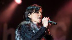 Fans nemen afscheid van Dolores O'Riordan