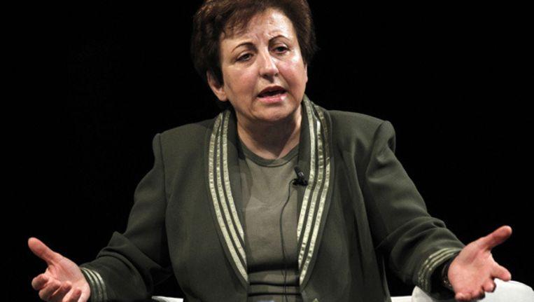 Shirin Ebadi © epa Beeld