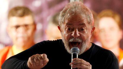 Opgesloten Lula geregistreerd als presidentskandidaat in Brazilië: met voorsprong populairste kandidaat