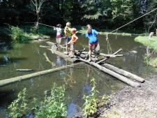 Natuurspeeltuin Terneuzen gaat weer open, volop activiteiten in de zomervakantie