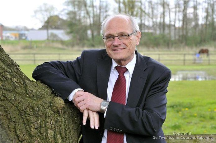 Gerard Sanderink. Foto Carlo ter Ellen