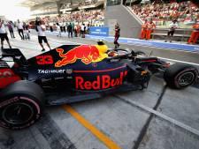 Dolblij Red Bull kan eindelijk feest vieren met 'party mode'
