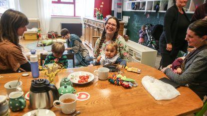 """Stad helpt vzw Gentse Spruiten aan vaste uitvalsbasis in Brugse Poort: """"Laagdrempelige ontmoetingsplek voor ouders"""""""