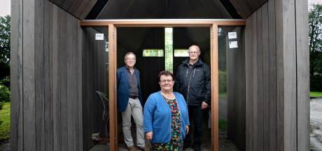 Locatie nieuwe Mariakapel in Someren-Eind straalt rust uit
