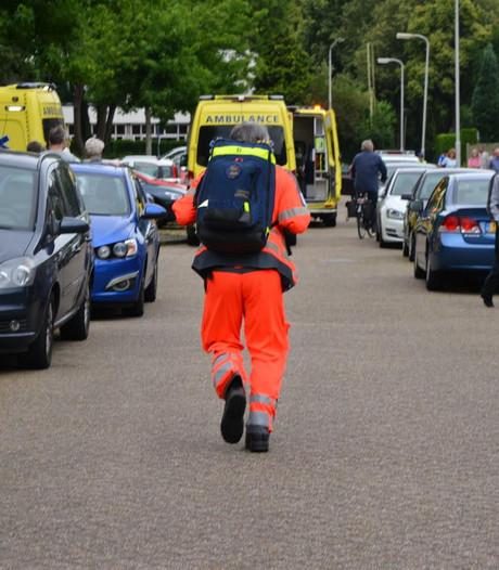 Peuter en drie volwassenen gewond bij ontplofte barbecue in Breda