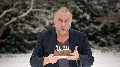 "Luk Wyns viert 60ste verjaardag met nieuwe look en twee filmrollen: ""Pensioen? Daar doe ik niet aan mee"""