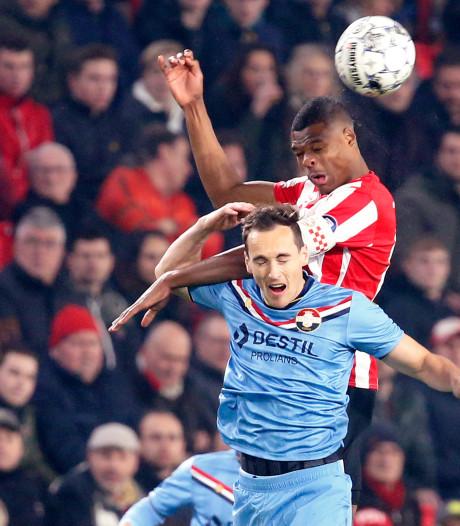 Freek Heerkens twijfelgeval voor duel met FC Groningen