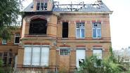 Vlammenzee beschadigt brouwershuis