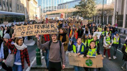 """Stevige kritiek op verplichte deelname aan klimaatmars: """"Jongeren worden kritische burgers op schoolbanken"""""""