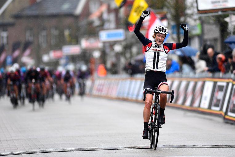 Floortje Mackaij won vorig jaar.