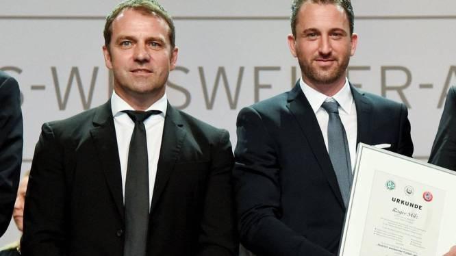 Roger Stilz, de nieuwe sportieve directeur van Waasland-Beveren, was assistent van René Weiler