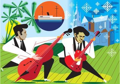 Cultureel festival zorgt voor 'Indische winter' in Breda