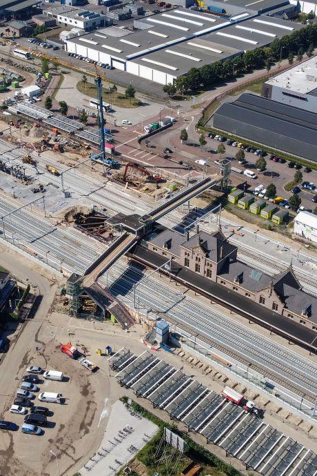Nachtelijk werk bij spoor in Tricht en station Geldermalsen: overlast voor omwonenden