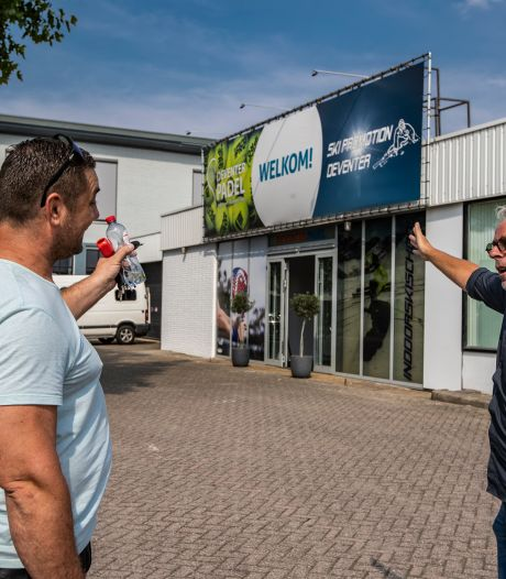 Kan Deventer in deze bedrijfshal dit najaar weer veilig van concerten genieten en uitgaan?