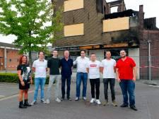 Brabantse 'Helden van Waalre' redden kind uit brandend pand: broodje shoarma was reddingsboei