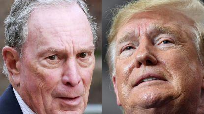 Trump-campagne trekt accreditaties in voor Bloomberg-journalisten