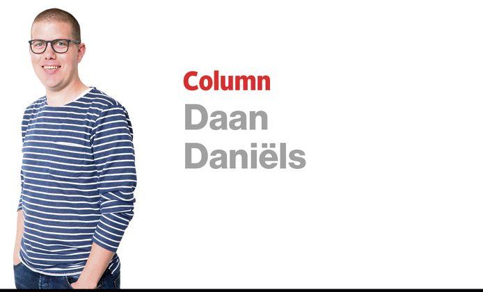 Daan Daniels column