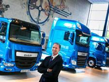 DAF met twee trucks genomineerd voor duurzaamheidsprijs