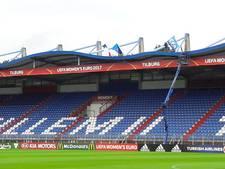 Willem II-stadion opgepoetst: de vrouwen kunnen komen