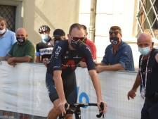 Froome over Tirreno: 'Niet waar ik had willen zijn'