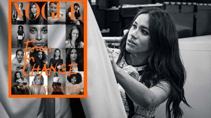 Meghan Markle's Vogue cover is de bestverkochte van het decennium, achter de schermen huilde ze tranen van geluk