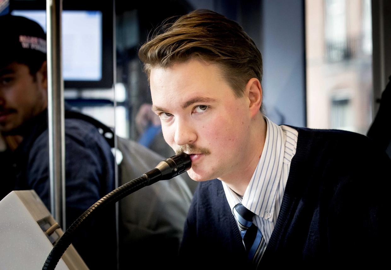 YouTube-fenomeen en radio-dj Bram Krikke.