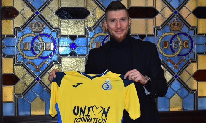 Libéré par le Standard, Sébastien Pocognoli débarque à l'Union Saint-Gilloise.