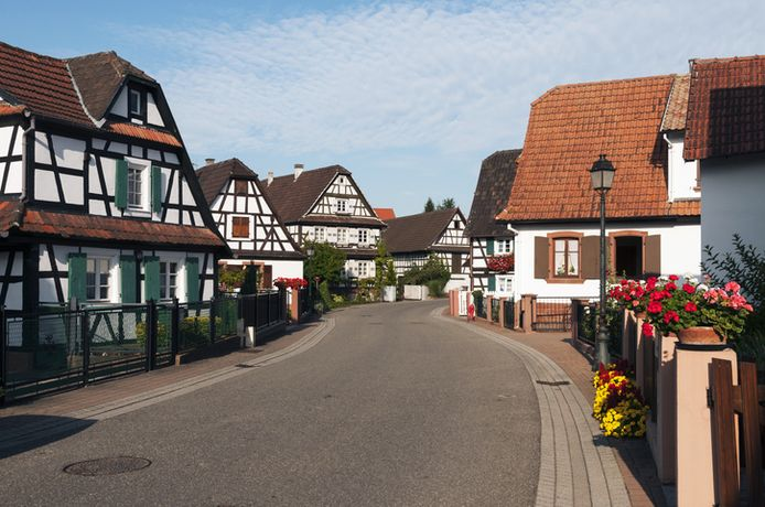 Hunspach (Bas-Rhin, Alsace)