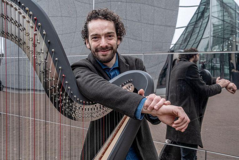 Harpist Remy Van Kesteren Je Moet Een Drive Voelen Anders
