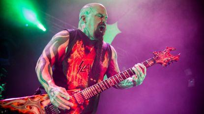 Slayer neemt op Graspop afscheid van Belgisch publiek
