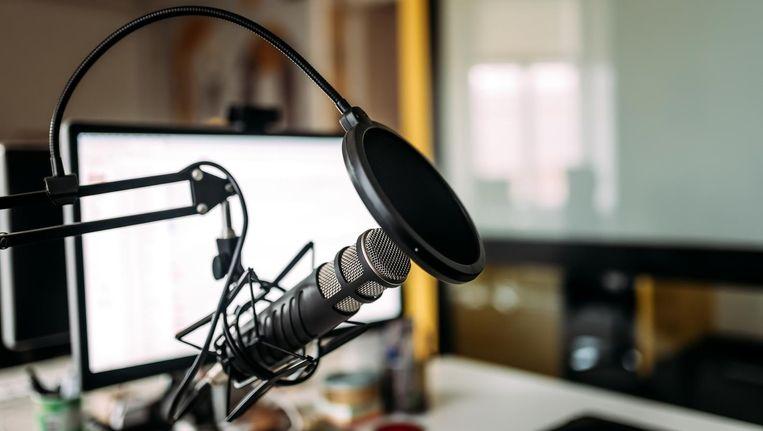 Podcasts worden steeds populairder Beeld Shutterstock