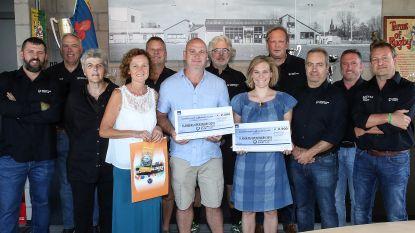 Dendermonde Rugby Club steunt goede doel