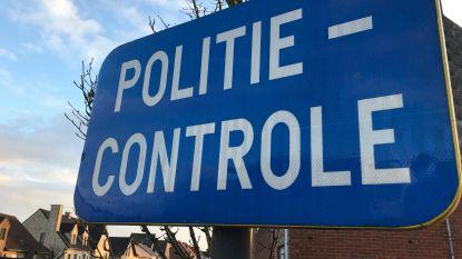 Politiecontrole op zwaar vervoer