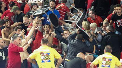 Basketbalclub Charleroi klopt Hapoel in beladen CL-duel en plaatst zich voor tweede kwalificatieronde