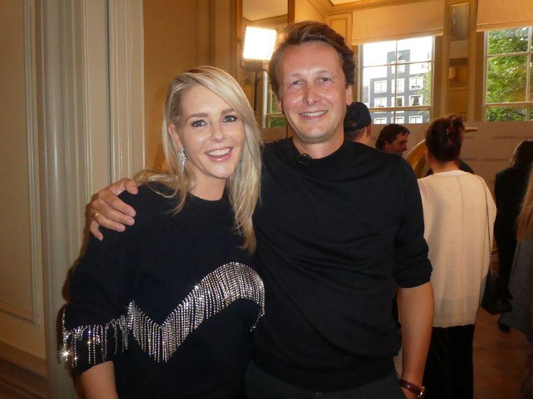 Televisierwinnaar Chantal Janzen: