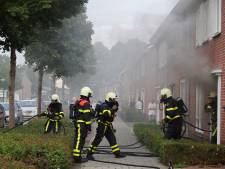 Veel schade aan woning in Kaatsheuvel na keukenbrand