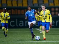 """Complimenten volop voor FC Den Bosch en Kevin Felida: ,,Ik hoop dat mijn overgang naar de eredivisie in de winterstop rondkomt"""""""