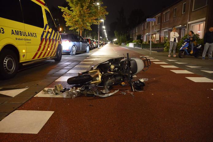 Bij de fietsoversteek op de kruising Jasonstraat en Mercuriuslaan gebeuren veel ongelukken, waaronder begin september 2017. (archieffoto).