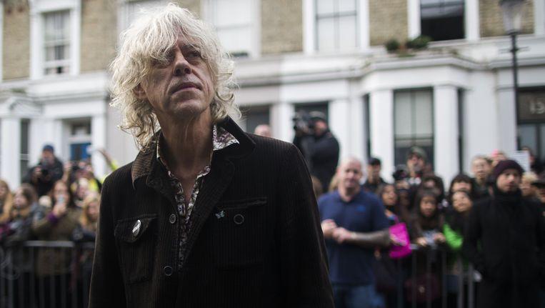 Sir Bob Geldof Beeld AFP
