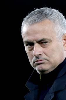 José Mourinho signe à Tottenham