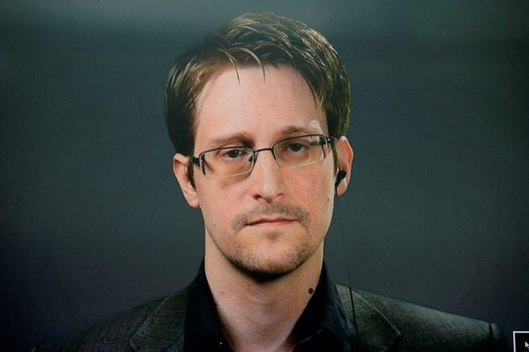 Edward Snowden. Beeld REUTERS