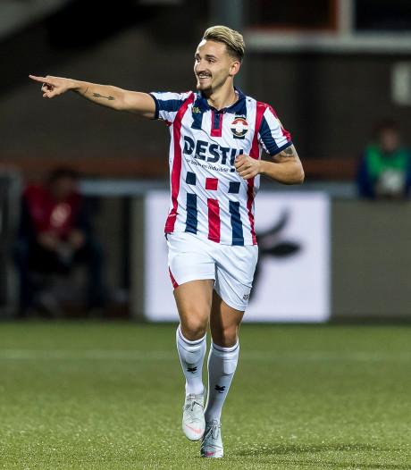 Nonchalant Willem II wint bij FC Volendam en bekert verder