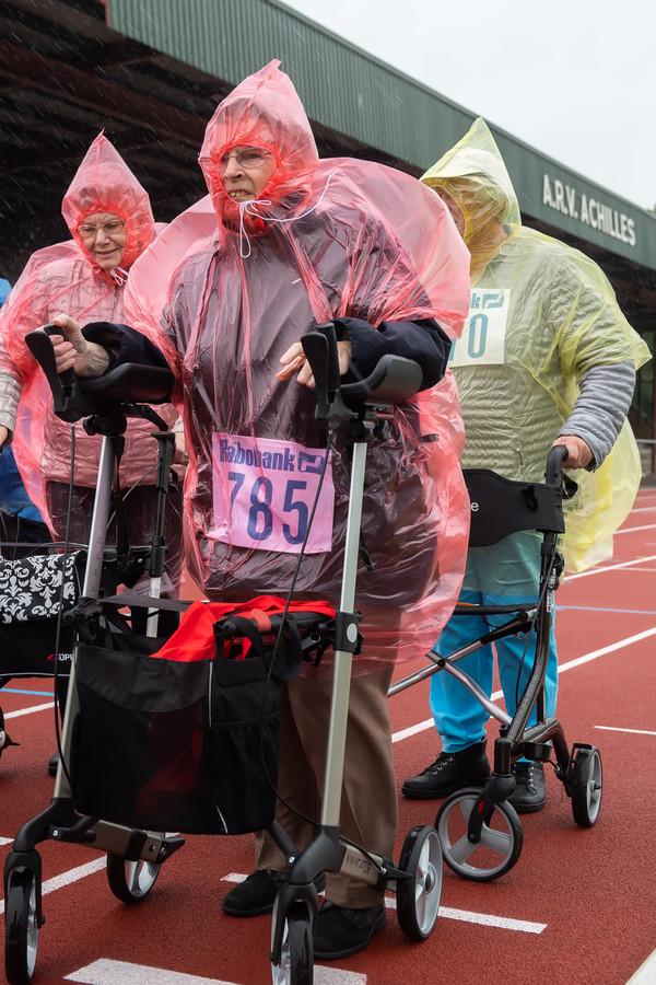 Regen of geen regen: Klaar voor de start!