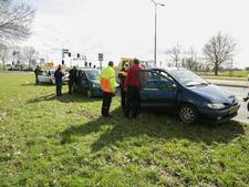 Vrouw gewond bij kettingbotsing op N325 bij Arnhem