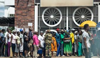 In Zimbabwe is het na de staking lang wachten op brood