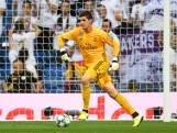 Real Madrid verklaart keeperswissel: 'Courtois had buikgriep'